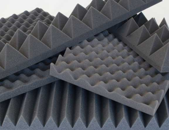 Sureline Foam Products Manufactures Acoustic and Soundproofing Foam