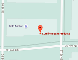 MAP - Sureline Foam Products